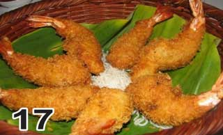 Prawn Fried